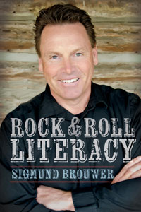 Sigmund Brouwer brings his unique sense of play to the serious business of learning to read and write.