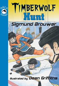 In this third book in the Timberwolves series, Johnny and Stu must figure out what to do when the weakest player on their team is getting the most ice-time.